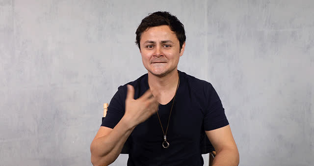 arturo castro, awww, blush, flattered, thank you, thanks, Arturo Castro Thank You GIFs