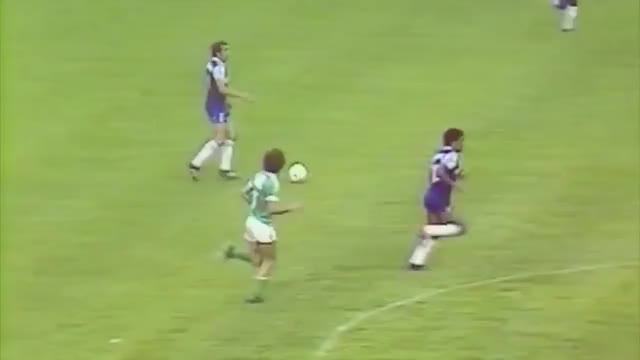 Watch CAMEROON - MILLA - Coupe de France, 1981 GIF on Gfycat. Discover more related GIFs on Gfycat