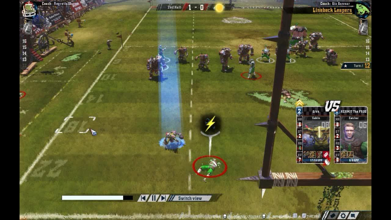 bloodbowl, The Hubris of Man (reddit) GIFs