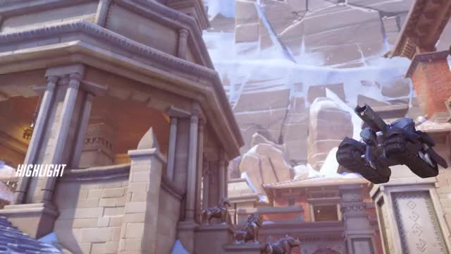 Watch and share Overwatch GIFs by themannamedkiwi on Gfycat