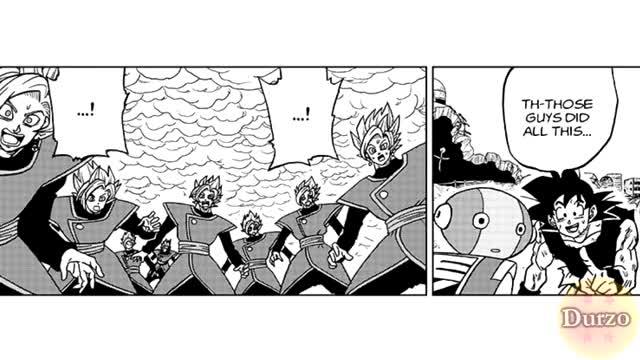 Watch and share Dragon Ball Super GIFs and Goku Learns Hakai GIFs on Gfycat