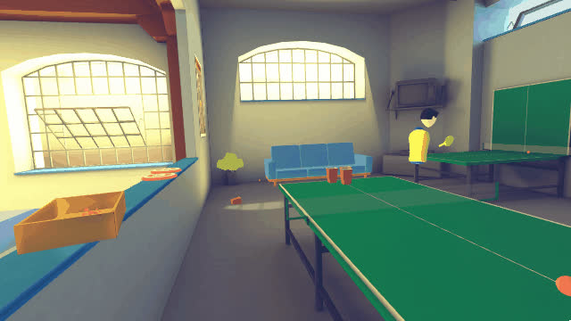 recroom, virtualreality, vive, The Rec Room Experience Is Crazy GIFs