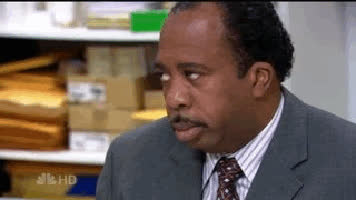 annoyed, eye roll, fed up, over it, stanley, the office, ugh, Stanley Eye Roll GIFs