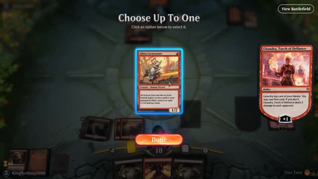 Watch Playing around GIF by KingNothing2000 (@kingnothing2000) on Gfycat. Discover more Gaming, MTG Arena, kingnothing2000 GIFs on Gfycat