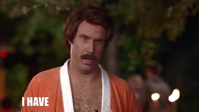 Watch and share Ron Burgundy GIFs and Anchorman GIFs by Ricky Bobby on Gfycat