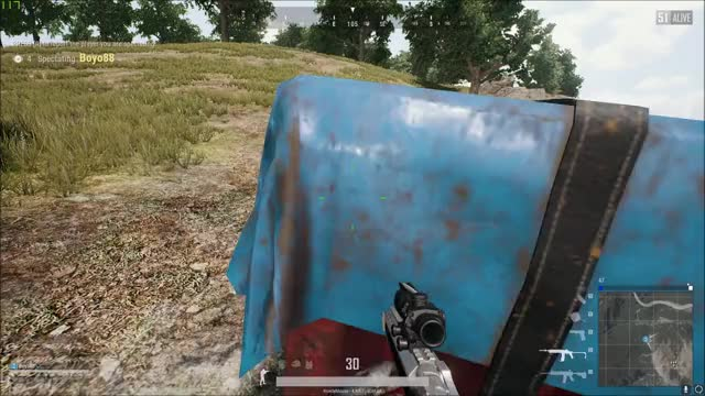 Watch They're bad.. GIF by RowdyMouse (@rowdemis) on Gfycat. Discover more battlegrounds, potato aim, pubattlegrounds, pubg GIFs on Gfycat
