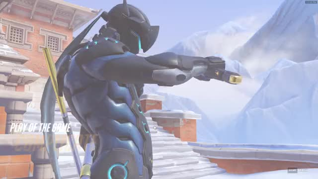 Watch and share Competitive GIFs and Overwatch GIFs by Mushhmushi on Gfycat