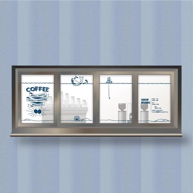 Watch and share Sinbad-WindowAnimation-04NOV19 (Converted) animated stickers on Gfycat