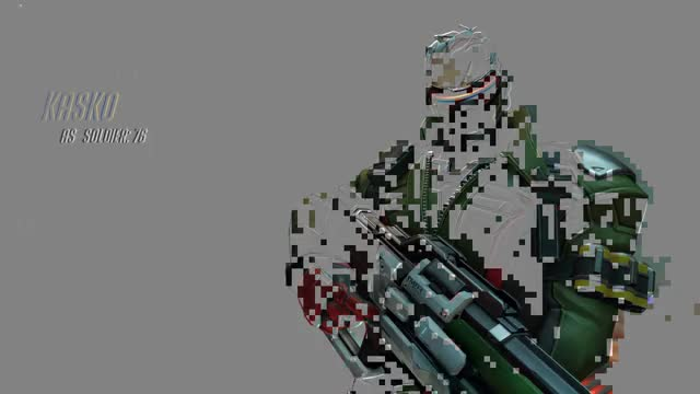 Watch overwatch GIF on Gfycat. Discover more playofthegame, soldier 76 GIFs on Gfycat