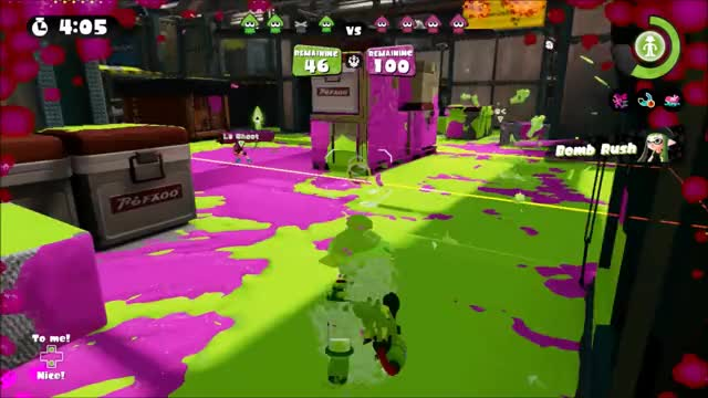 Watch and share Splatoon GIFs by dolleman on Gfycat