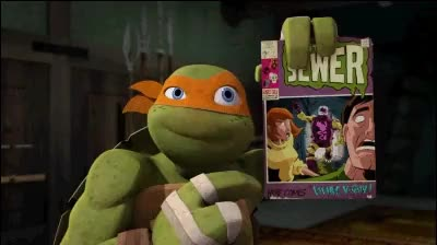 Watch and share Nickelodeon TMNT Gifs GIFs on Gfycat