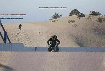 joinsquad, Squad bikes test jump GIFs