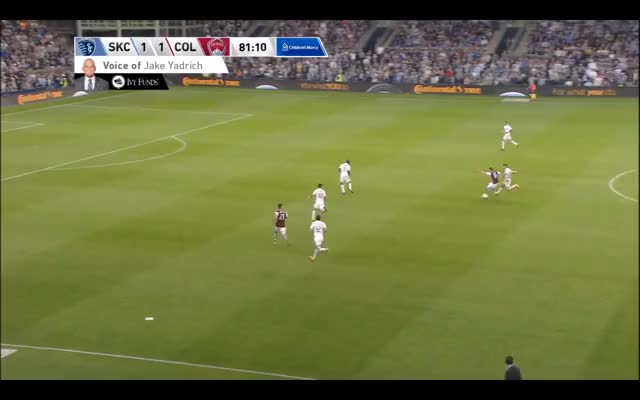 Watch and share Rapids GIFs and Soccer GIFs by ryan16 on Gfycat