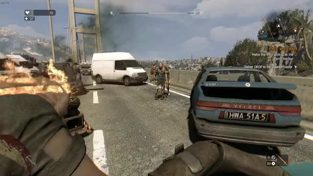 Watch and share Gamephysics GIFs and Dyinglight GIFs on Gfycat