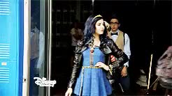 Watch and share Disney Descendants GIFs and Zachary Gibson GIFs on Gfycat
