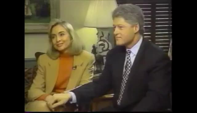 Watch Prime Time Live Profiles Pres Elec Bill Clinton GIF on Gfycat. Discover more related GIFs on Gfycat