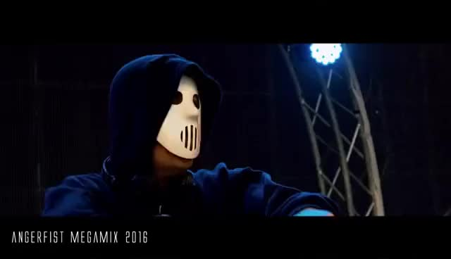 Watch and share Angerfist - Megamix 2016 GIFs on Gfycat