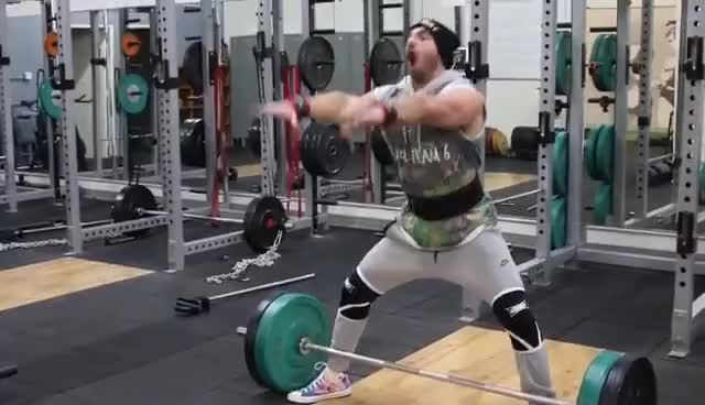 Watch How To Be A Powerlifter GIF on Gfycat. Discover more related GIFs on Gfycat