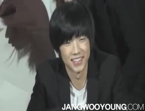 Watch and share Wooyoung GIFs and Cute GIFs on Gfycat