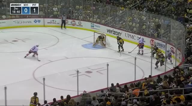 Watch Halak save Phil GIF by The Pensblog (@pensblog) on Gfycat. Discover more Halak, Islanders, Kessel, Penguins, The Pensblog GIFs on Gfycat