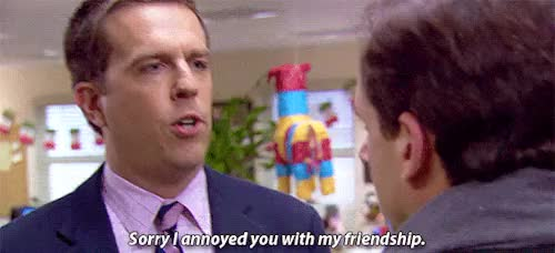 Watch and share The Office GIFs and Ed Helms GIFs on Gfycat
