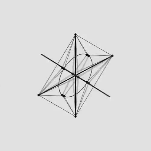 Watch weaving circles GIF on Gfycat. Discover more artists on tumblr, black and white, circles, daily, design, everyday, gif, graph, math, perfect loop, plot, processing GIFs on Gfycat