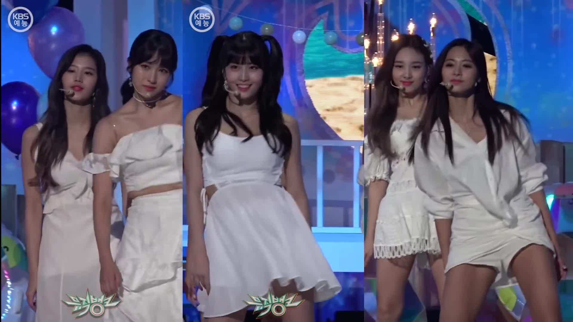 Twice Dance The Night Away Sana Momo Nayeon Fancam