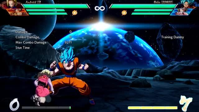 Watch 2018-11-26 18-16-49 Trim GIF on Gfycat. Discover more Dragon Ball FighterZ, dbfz GIFs on Gfycat