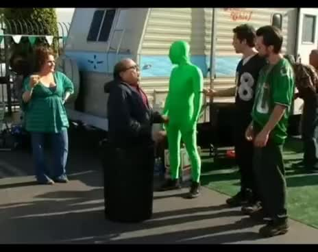 Watch and share Frank Takes Acid And Trips Balls Always Sunny In Philadelphia GIFs on Gfycat