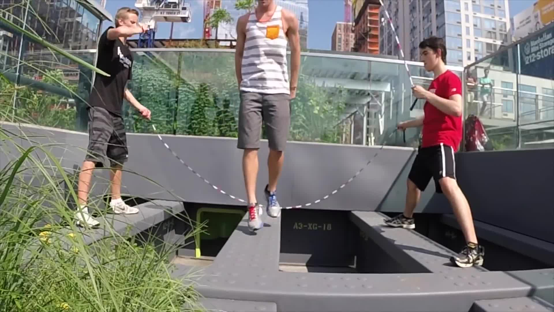 #athletic, #breakdance, #crossfit, #dance, #jump, #jumprope, #newyork, #newyorkcity, #rope, #wejumprope, double dutch, jump rope, sports, New York City Jump Rope GIFs
