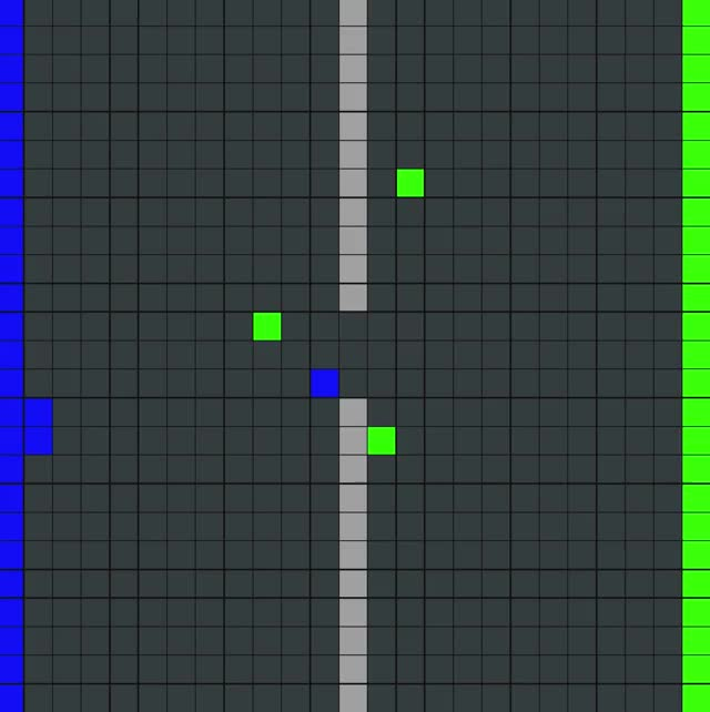 Watch and share In Game Pixeling Movement GIFs by Danny Buckley on Gfycat