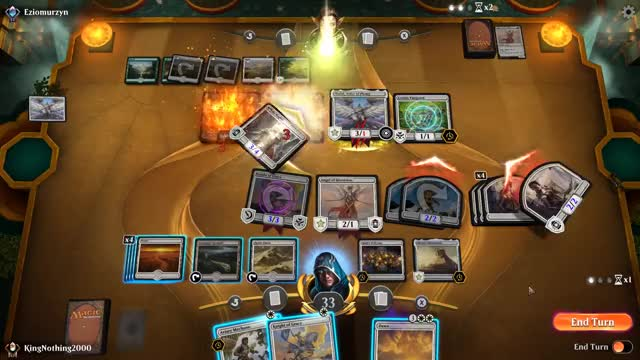 Watch Kicking and Screaming GIF by KingNothing2000 (@kingnothing2000) on Gfycat. Discover more Gaming, MTG Arena, kingnothing2000 GIFs on Gfycat