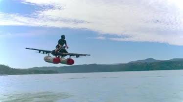 Watch and share Flyingcar GIFs by Richard Rabbat on Gfycat