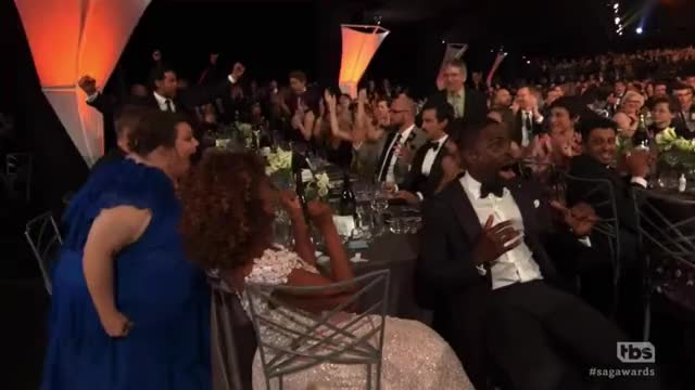 Watch and share Sag Awards GIFs and Sagawards GIFs by Reactions on Gfycat
