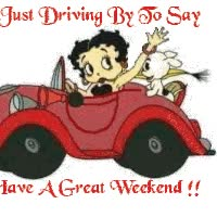 Watch and share Betty Boop Weekend animated stickers on Gfycat