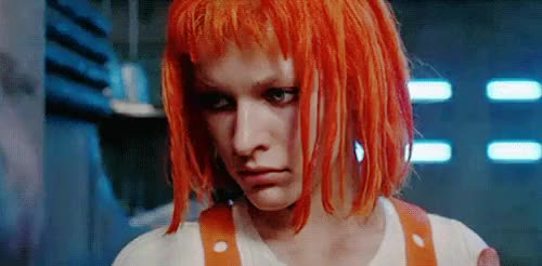 Watch and share The Fifth Element GIFs and Character Crush GIFs on Gfycat