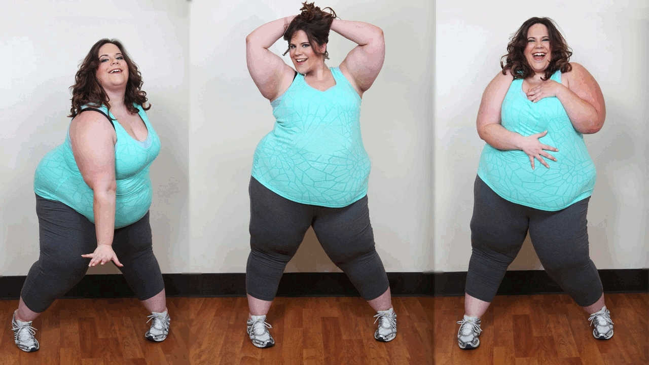 FPH, fatlogic, photoshoprequest, Whitney Slimming Down GIFs