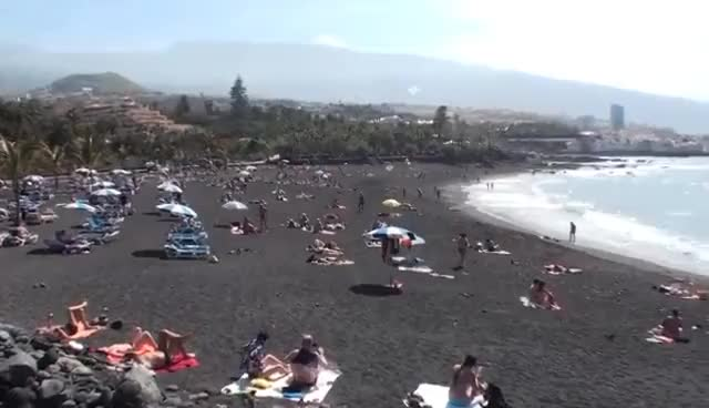 Watch and share TENERIFE - CANARY ISLANDS, SPAIN HD GIFs on Gfycat