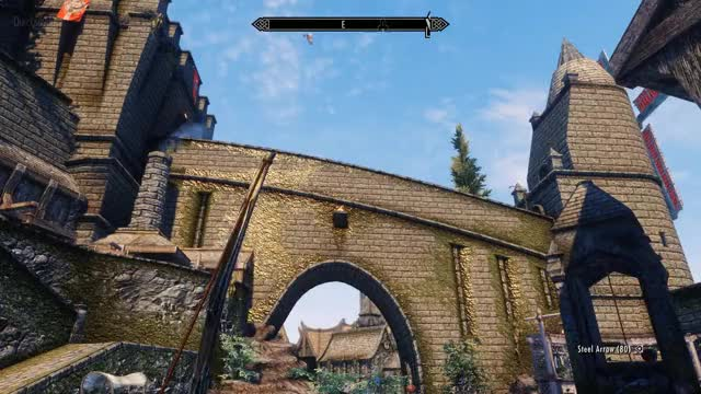 Watch and share Skyrim GIFs by HellYass on Gfycat
