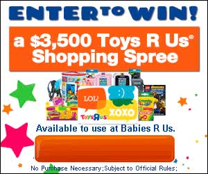 Watch and share Enter To Win A $3500 Toys R Us Shopping Spree From Consumer Expressions GIFs on Gfycat