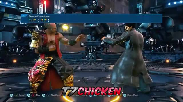 Watch 1, 2, 2~1+2 GIF by offinbed on Gfycat. Discover more Heihachi GIFs on Gfycat