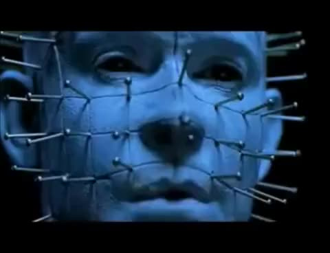 Watch and share Pinhead Says Welcome To Hell (Hellraiser Inferno) GIFs on Gfycat