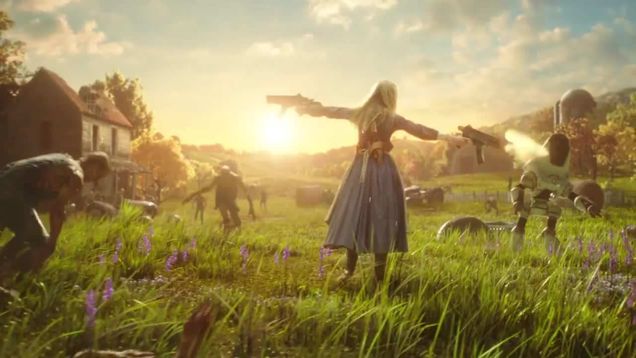 Fallout, Football, Friends, Multiplayer, Survival, bethesda, bgs, shooter, trailer, video, Fallout 76 – Official Live Action Trailer GIFs