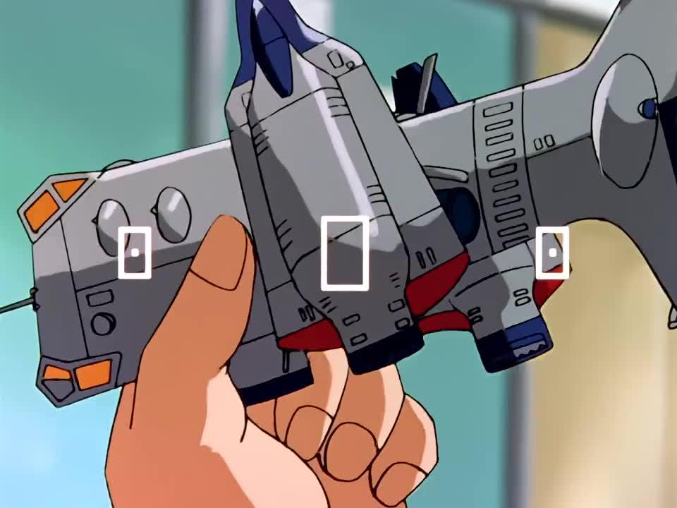 Neon Genesis Evangelion - 03 GIFs