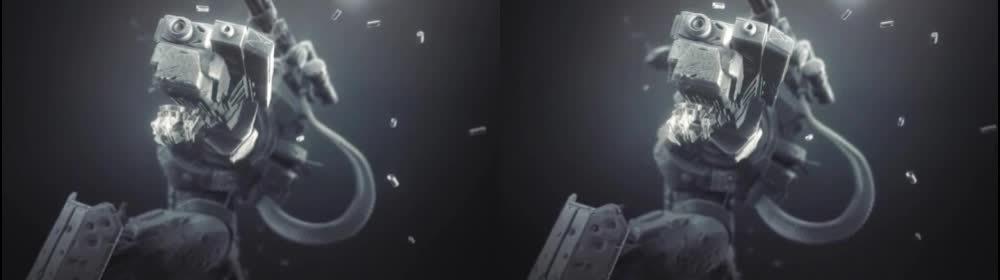 crossview, war_machine, 3D War Machine (crossview conversion) GIFs