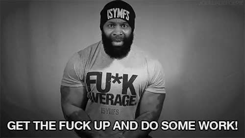 Watch and share Ct Fletcher GIFs and Motivation GIFs on Gfycat