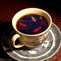 Watch and share Coffee Animated Photo: Dunk Punked Animated Relax-Coffee.gif GIFs on Gfycat