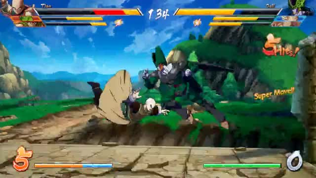Watch and share Cell GIFs and Dbfz GIFs on Gfycat