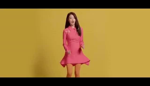 Watch and share [MV] IU(아이유) _ Palette(팔레트) (Feat. G-DRAGON) GIFs on Gfycat