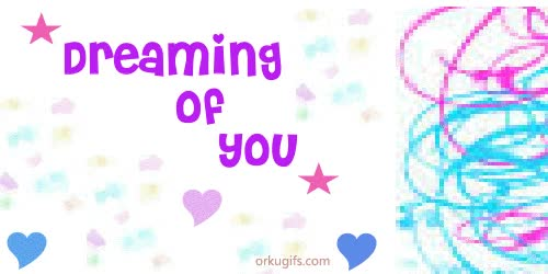 Watch Dreaming Of You Greeting Card GIF on Gfycat. Discover more related GIFs on Gfycat